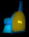 Зернодробилка ДКР-5Д
