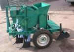 фото Чесночная сажалка для трактора.