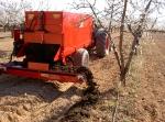 Разбрасыватель органических(навоз) и минеральных удобрений Industrias David
