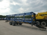 Прицеп для транспортировки моркови и других овощных культур ПТ-7