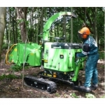 Измельчитель веток Laski LS150 DW Track
