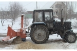 Измельчитель древесных отходов ИД150