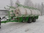 Самозагрузочная телега ТР-10 Фирма-производитель: СпецКомМаш